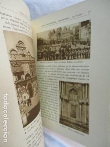 Libros antiguos: Venedig och dess Laguner - Pompeo Molmenti (en sueco) año 1928 - ver fotos - Foto 8 - 68396801