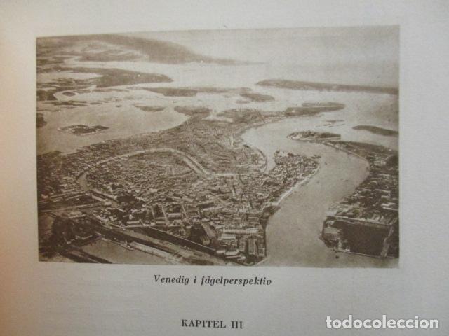 Libros antiguos: Venedig och dess Laguner - Pompeo Molmenti (en sueco) año 1928 - ver fotos - Foto 12 - 68396801