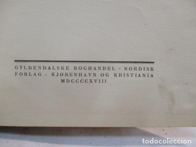 Libros antiguos: Fra Venedigs Sidste Strhedsdage - George Ronberg - (en sueco) - con ilustraciones (ver fotos) - Foto 6 - 68398021