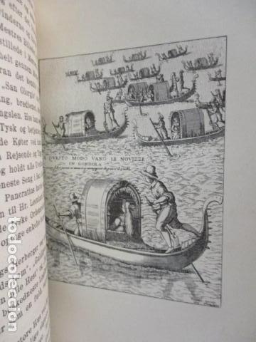 Libros antiguos: Fra Venedigs Sidste Strhedsdage - George Ronberg - (en sueco) - con ilustraciones (ver fotos) - Foto 8 - 68398021