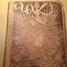 Libros antiguos: NERÓN. ESTUDIO HISTÓRICO, EMILIO CASTELAR. Lote 68404025