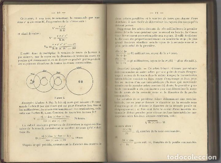 Libros antiguos: TISSAGE MECANIQUE, VICTOR SHULUMBERGER Y PAUL DUPONT, PARÍS, 1900 ? EN FRANCES - Foto 6 - 68414621
