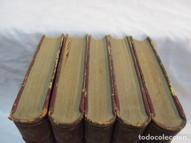 Libros antiguos: Histoire de dix ans: 1830-1840. 5 Tomos (Francés) Tapas duras – aprx. 1880 - de Louis Blanc - Ver - Foto 5 - 68417329