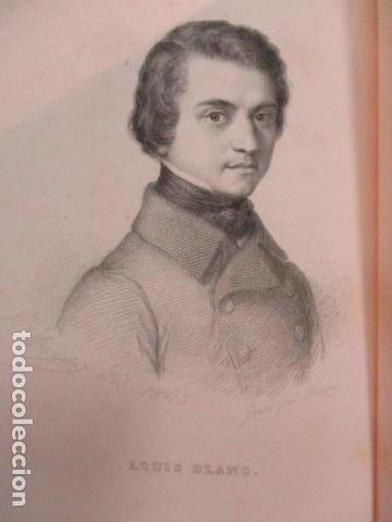 Libros antiguos: Histoire de dix ans: 1830-1840. 5 Tomos (Francés) Tapas duras – aprx. 1880 - de Louis Blanc - Ver - Foto 11 - 68417329