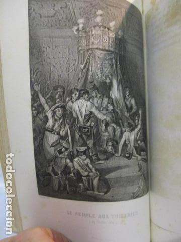 Libros antiguos: Histoire de dix ans: 1830-1840. 5 Tomos (Francés) Tapas duras – aprx. 1880 - de Louis Blanc - Ver - Foto 19 - 68417329