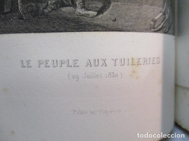 Libros antiguos: Histoire de dix ans: 1830-1840. 5 Tomos (Francés) Tapas duras – aprx. 1880 - de Louis Blanc - Ver - Foto 20 - 68417329