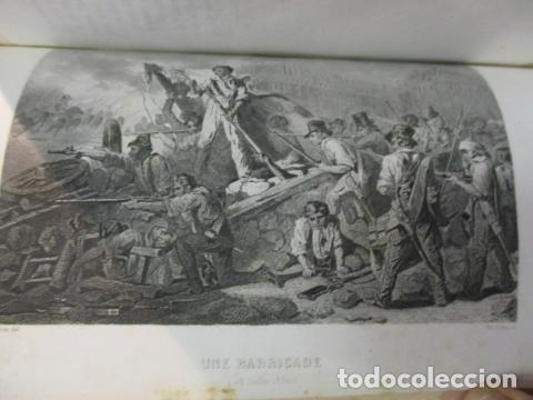 Libros antiguos: Histoire de dix ans: 1830-1840. 5 Tomos (Francés) Tapas duras – aprx. 1880 - de Louis Blanc - Ver - Foto 21 - 68417329