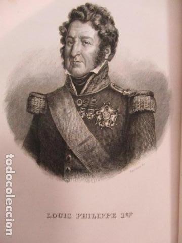 Libros antiguos: Histoire de dix ans: 1830-1840. 5 Tomos (Francés) Tapas duras – aprx. 1880 - de Louis Blanc - Ver - Foto 24 - 68417329