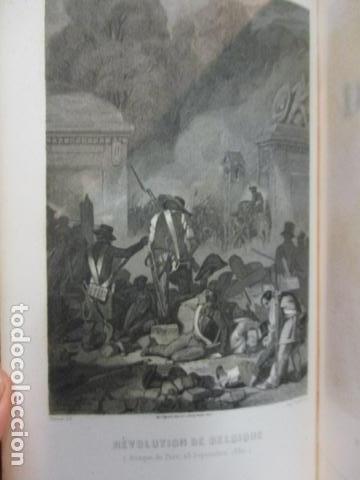 Libros antiguos: Histoire de dix ans: 1830-1840. 5 Tomos (Francés) Tapas duras – aprx. 1880 - de Louis Blanc - Ver - Foto 32 - 68417329