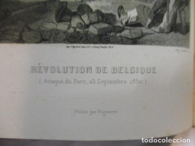 Libros antiguos: Histoire de dix ans: 1830-1840. 5 Tomos (Francés) Tapas duras – aprx. 1880 - de Louis Blanc - Ver - Foto 33 - 68417329