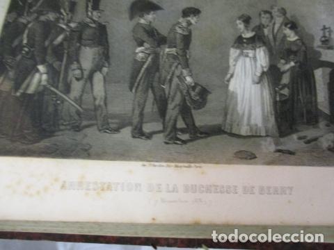 Libros antiguos: Histoire de dix ans: 1830-1840. 5 Tomos (Francés) Tapas duras – aprx. 1880 - de Louis Blanc - Ver - Foto 53 - 68417329