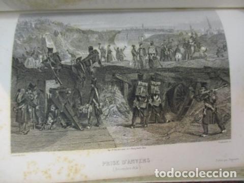 Libros antiguos: Histoire de dix ans: 1830-1840. 5 Tomos (Francés) Tapas duras – aprx. 1880 - de Louis Blanc - Ver - Foto 54 - 68417329