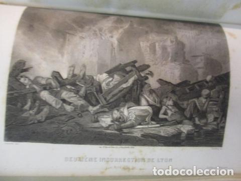 Libros antiguos: Histoire de dix ans: 1830-1840. 5 Tomos (Francés) Tapas duras – aprx. 1880 - de Louis Blanc - Ver - Foto 60 - 68417329