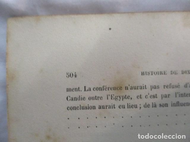 Libros antiguos: Histoire de dix ans: 1830-1840. 5 Tomos (Francés) Tapas duras – aprx. 1880 - de Louis Blanc - Ver - Foto 79 - 68417329