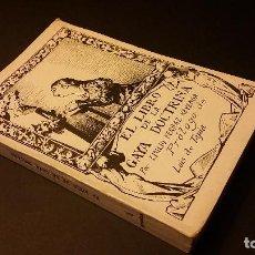 Libros antiguos: 1912 - EMILIO FERRAZ REVENGA - EL LIBRO DE LA GAYA DOCTRINA (CUENTOS PÍCAROS). Lote 68417677