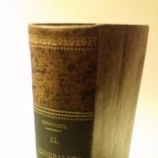 Libros antiguos: 1873 - DURAT-LASALLE - EL GENERALATO O DE LA EDUCACIÓN DE LOS OFICIALES GENERALES SUPERIORES -MÉXICO. Lote 68421265