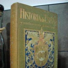 Libros antiguos: HISTORIA DE ESPAÑA Y SU INFLUENCIA EN LA HISTORIA UNIVERSAL. D. ANTONIO BALLESTEROS Y BERETTA.VOL VI. Lote 68434733