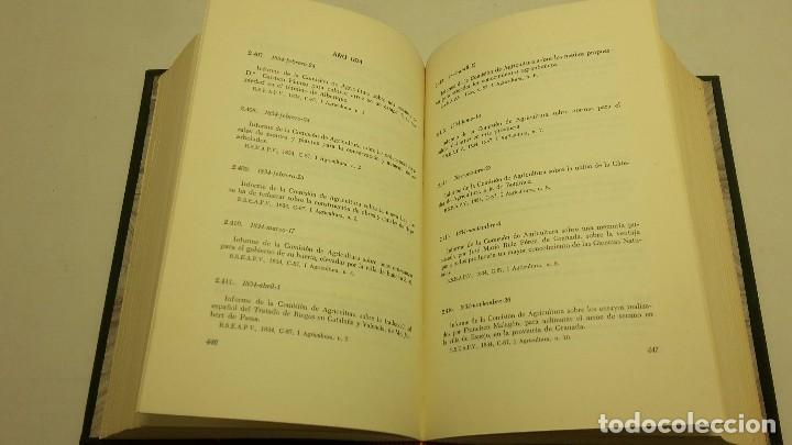 Libros antiguos: CATALOGO DOCUMENTAL DEL ARCHIVO DE LA REAL SOCIEDAD ECONOMICA DE AMIGOS DEL PAIS VALENCIA 1776-1876 - Foto 3 - 68446453