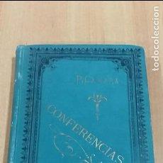 Libros antiguos: CONFERENCIAS Y DEMAS DISCURSOS HASTA HOY PUBLICADOS ILMO P CAMARA OBISPO SALAMANCA 1890. Lote 68505565