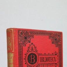 Libros antiguos: 1908.- ESTUDIOS CRITICOS. MACAULAY. BIBLIOTECA CLASICA. Lote 68507581