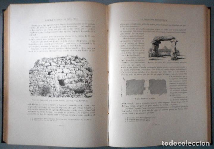 Libros antiguos: TOMOS DEL I AL V DE HISTORIA NACIONAL DE CATALUNYA - ANTONI ROVIRA VIRGILI - AÑO 1922 - Foto 7 - 68631649