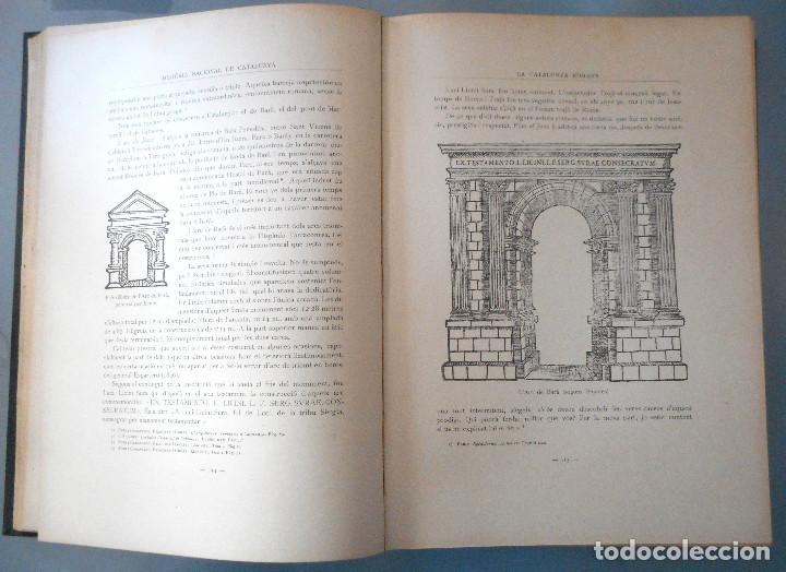 Libros antiguos: TOMOS DEL I AL V DE HISTORIA NACIONAL DE CATALUNYA - ANTONI ROVIRA VIRGILI - AÑO 1922 - Foto 11 - 68631649