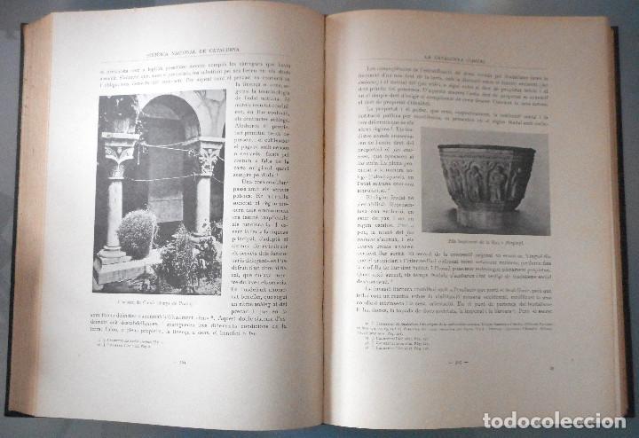 Libros antiguos: TOMOS DEL I AL V DE HISTORIA NACIONAL DE CATALUNYA - ANTONI ROVIRA VIRGILI - AÑO 1922 - Foto 18 - 68631649