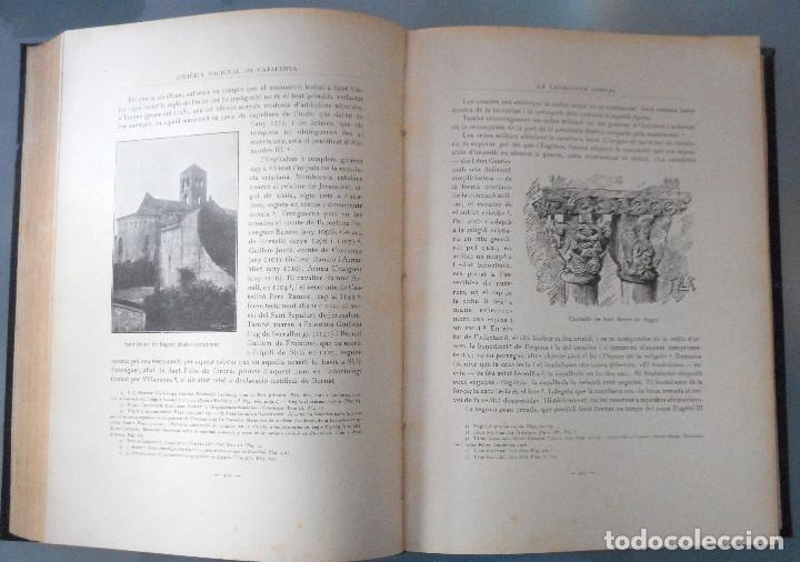 Libros antiguos: TOMOS DEL I AL V DE HISTORIA NACIONAL DE CATALUNYA - ANTONI ROVIRA VIRGILI - AÑO 1922 - Foto 24 - 68631649