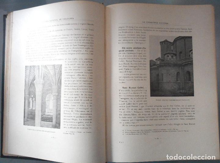Libros antiguos: TOMOS DEL I AL V DE HISTORIA NACIONAL DE CATALUNYA - ANTONI ROVIRA VIRGILI - AÑO 1922 - Foto 29 - 68631649