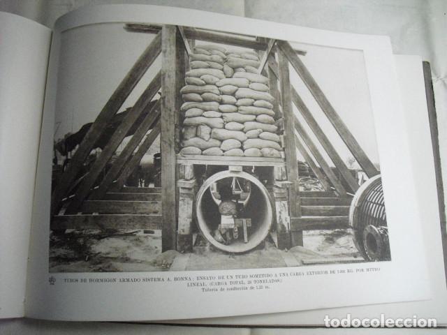 Libros antiguos: 1925 LOS SERVICIOS DE LA SOCIEDAD DE AGUAS DE BARCELONA EL AGUA SU CALIDAD Y CANTIDAD - Foto 2 - 144439154