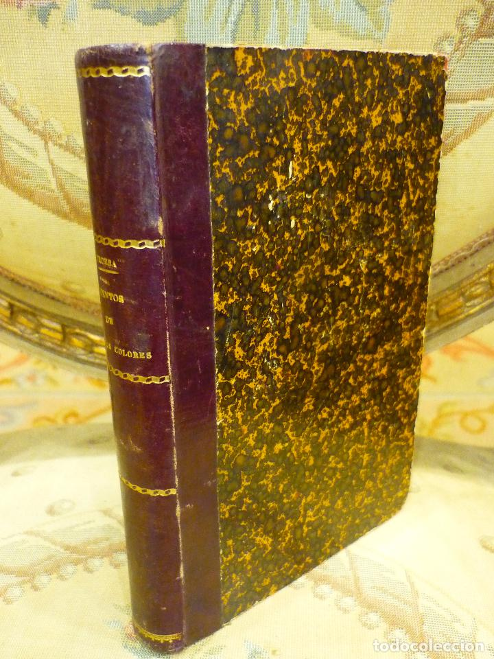Libros antiguos: CUENTOS DE VARIOS COLORES, DE ANTONIO DE TRUEBA. 1ª EDICIÓN 1.866. - Foto 2 - 68721489