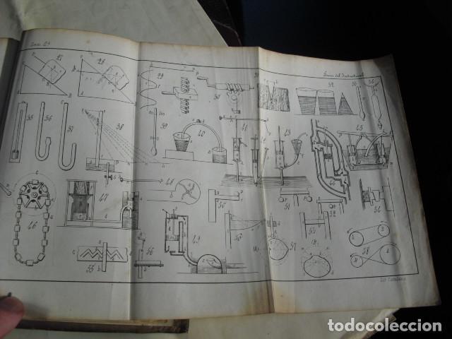 Libros antiguos: 1861 GUIA DEL INDUSTRIAL MANUAL DE MECANICA APLICADA MARIANO MAYMÓ - Foto 3 - 68731189