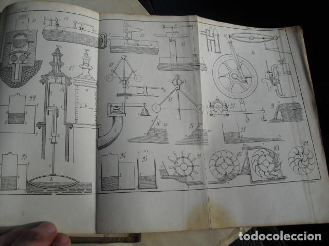 Libros antiguos: 1861 GUIA DEL INDUSTRIAL MANUAL DE MECANICA APLICADA MARIANO MAYMÓ - Foto 4 - 68731189