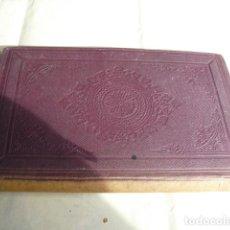 Libros antiguos: 1877 LEVES DE PLANS A LA STADIA. Lote 68731845