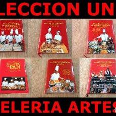 Libros antiguos: TRATADO ARTESANO DE PASTELERÍA, COCINA, PANADERÍA Y HELADERÍA. Lote 68834641