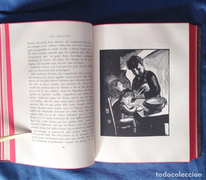 Libros antiguos: ANATOLE FRANCE. NOS ENFANTS, BALTHASAR. PARÍS 1925 - Foto 4 - 69049929