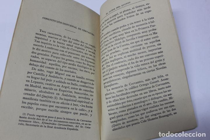 Libros antiguos: L- 4280. EL AUTOR DEL QUIJOTE, ANTECEDENTES DE UN GENIO. JOSE GOMEZ OCAÑA. 1914. - Foto 7 - 69241149
