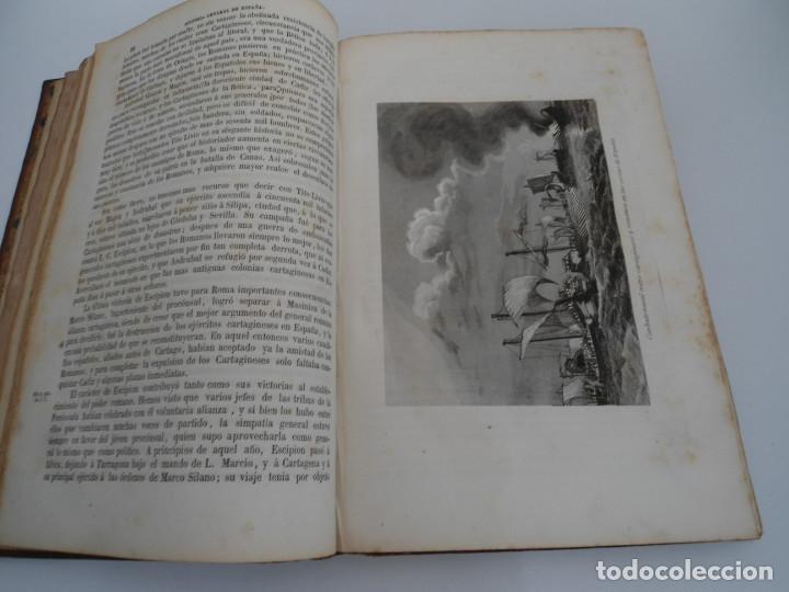 Libros antiguos: HISTORIA GENERAL DE ESPAÑA Y DE SUS INDIAS - D. VICTOR GEBHARDT - LUIS TASSO 1864 - 7 TOMOS COMPLETA - Foto 9 - 69294485