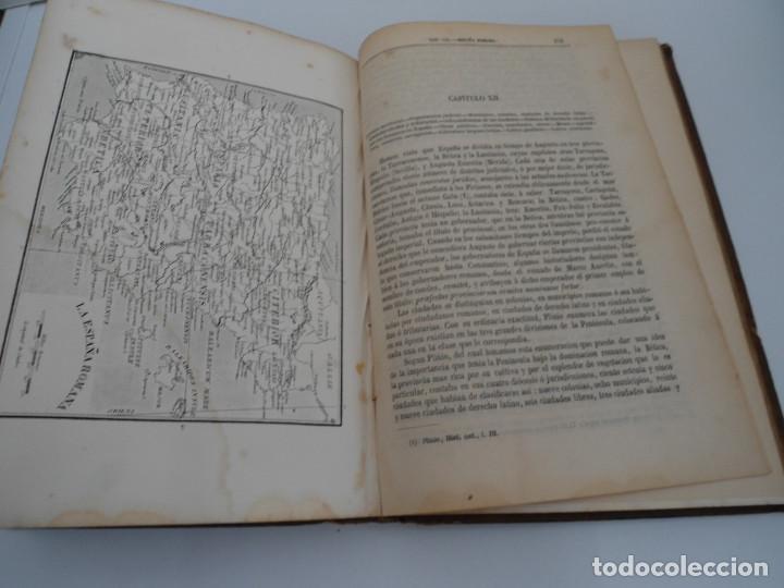 Libros antiguos: HISTORIA GENERAL DE ESPAÑA Y DE SUS INDIAS - D. VICTOR GEBHARDT - LUIS TASSO 1864 - 7 TOMOS COMPLETA - Foto 10 - 69294485