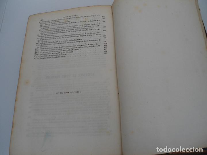 Libros antiguos: HISTORIA GENERAL DE ESPAÑA Y DE SUS INDIAS - D. VICTOR GEBHARDT - LUIS TASSO 1864 - 7 TOMOS COMPLETA - Foto 12 - 69294485