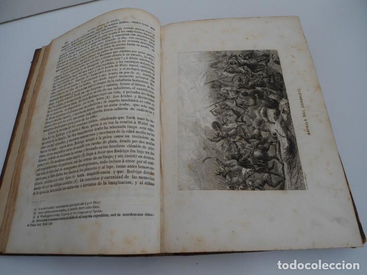 Libros antiguos: HISTORIA GENERAL DE ESPAÑA Y DE SUS INDIAS - D. VICTOR GEBHARDT - LUIS TASSO 1864 - 7 TOMOS COMPLETA - Foto 14 - 69294485