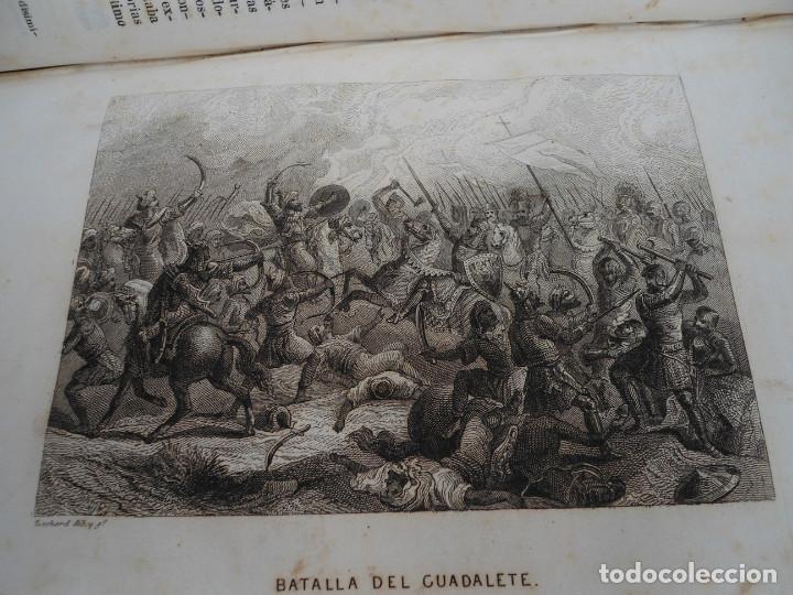 Libros antiguos: HISTORIA GENERAL DE ESPAÑA Y DE SUS INDIAS - D. VICTOR GEBHARDT - LUIS TASSO 1864 - 7 TOMOS COMPLETA - Foto 15 - 69294485