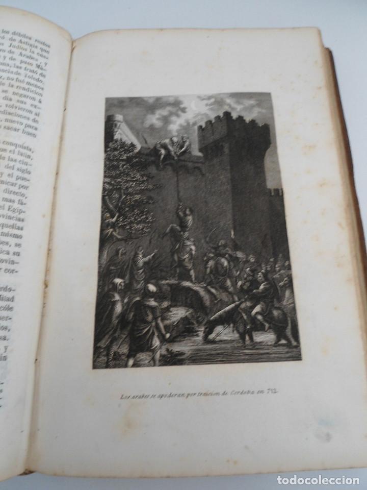 Libros antiguos: HISTORIA GENERAL DE ESPAÑA Y DE SUS INDIAS - D. VICTOR GEBHARDT - LUIS TASSO 1864 - 7 TOMOS COMPLETA - Foto 16 - 69294485