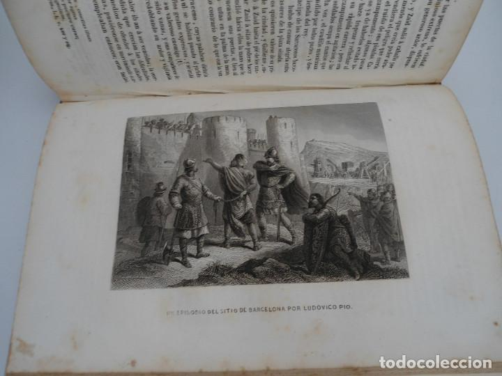 Libros antiguos: HISTORIA GENERAL DE ESPAÑA Y DE SUS INDIAS - D. VICTOR GEBHARDT - LUIS TASSO 1864 - 7 TOMOS COMPLETA - Foto 17 - 69294485