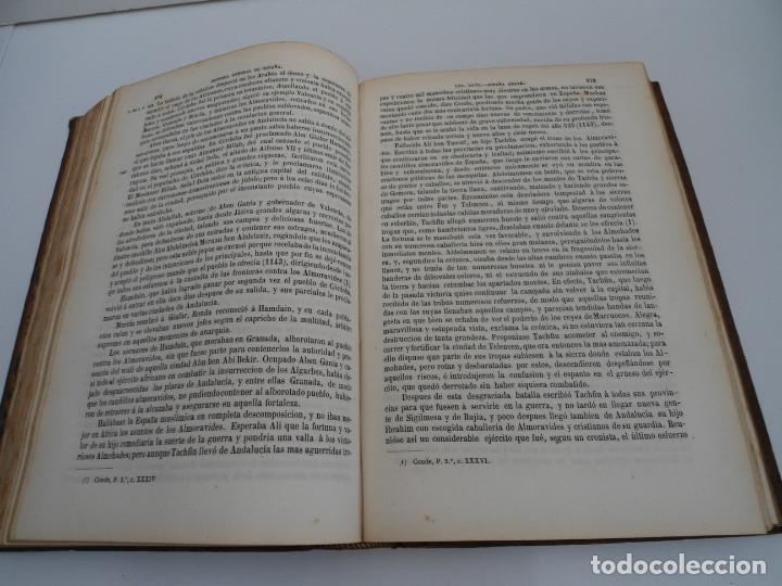Libros antiguos: HISTORIA GENERAL DE ESPAÑA Y DE SUS INDIAS - D. VICTOR GEBHARDT - LUIS TASSO 1864 - 7 TOMOS COMPLETA - Foto 18 - 69294485