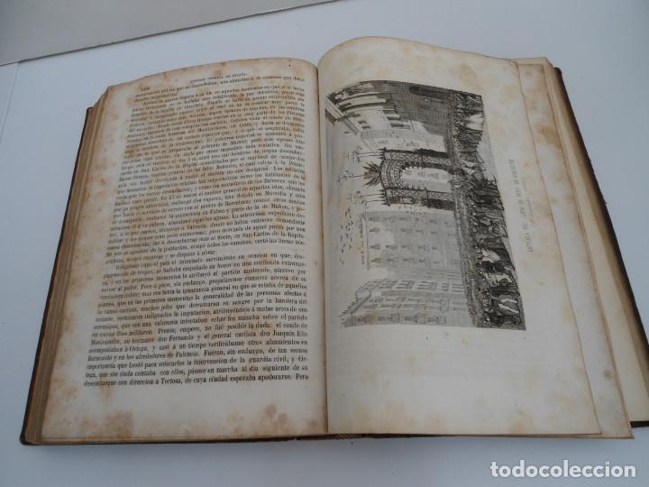 Libros antiguos: HISTORIA GENERAL DE ESPAÑA Y DE SUS INDIAS - D. VICTOR GEBHARDT - LUIS TASSO 1864 - 7 TOMOS COMPLETA - Foto 19 - 69294485