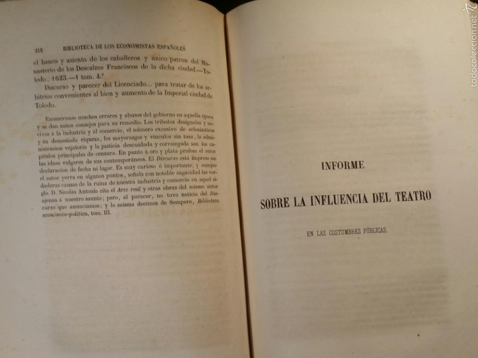 Libros antiguos: MEMORIAS DE LA REAL ACADEMIA DE CIENCIAS MORALES Y POLÍTICAS 1861 - Foto 4 - 69359054