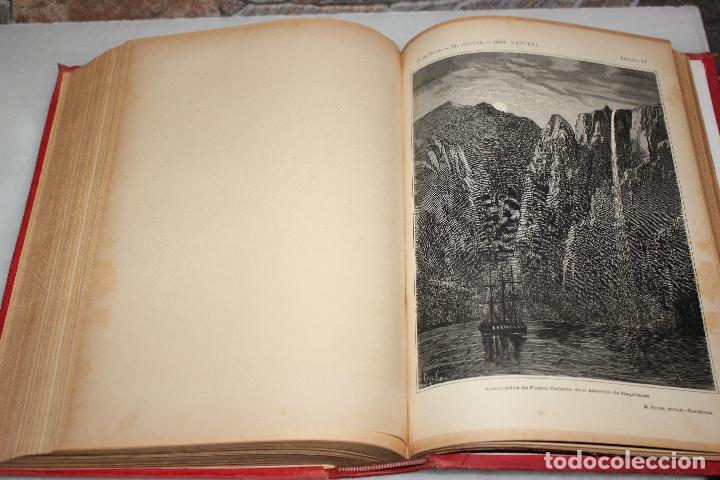 Libros antiguos: HISTORIA NATURAL POR ODON DE BUEN. 2 TOMOS. EDITORIAL MANUEL SOLER 1897. OBRA MUY ILUSTRADA.UNA JOYA - Foto 6 - 69373301
