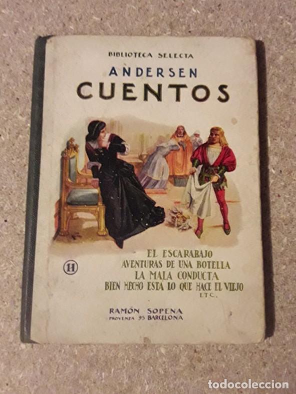 ANDERSEN, CUENTOS (Libros Antiguos, Raros y Curiosos - Literatura Infantil y Juvenil - Otros)