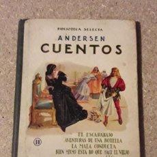 Libros antiguos: ANDERSEN, CUENTOS. Lote 69431721